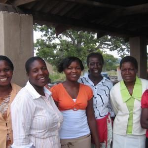 Photo: Group of women in Zimbabwe